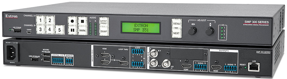 Extron-Signalmanagement